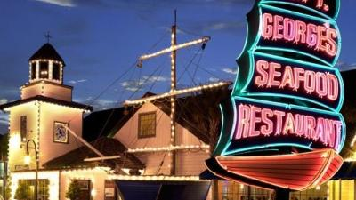 Captain George S Seafood Buffet